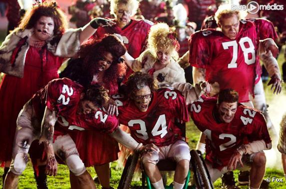 """L'épisode spécial """"Thriller"""" de """"Glee"""""""