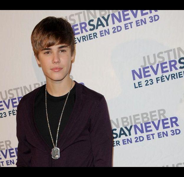 Justin Bieber lors de l'avant-première de