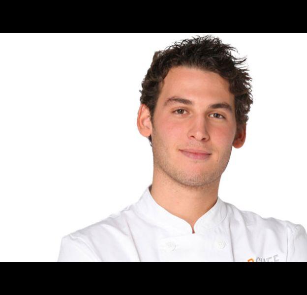 """Alexis, candidat de """"Top Chef"""" 2011"""