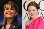 Julianne Moore va incarner Sarah Palin