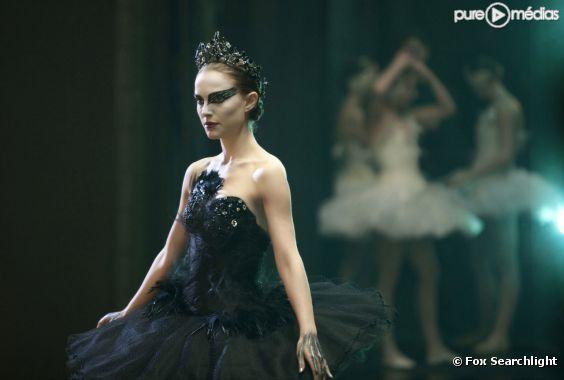 "Natalie Portman dans ""Black Swan"""