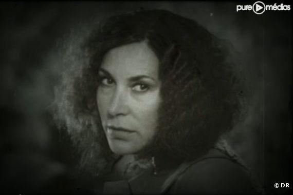 """Zazie dans le clip de """"Une Chanson d'amour"""""""