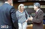 Zapping : Quand Jean-Luc Mélenchon croise par hasard Marine Le Pen