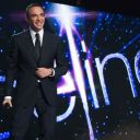 """Nikos Aliagas présente """"Céline"""", le 9 juin 2007 sur TF1"""