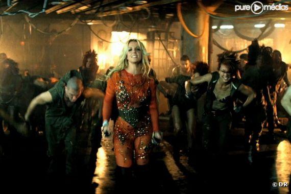 "Le clip ""Till the World Ends"" de Britney Spears"