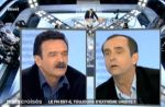 Zapping : Clash entre Robert Ménard et Edwy Plenel sur France 2