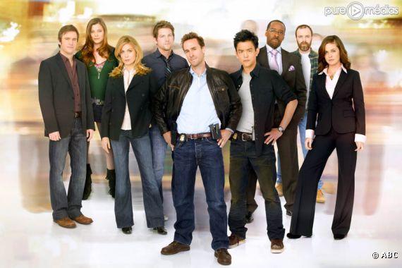 """Le cast de """"FlashForward"""""""