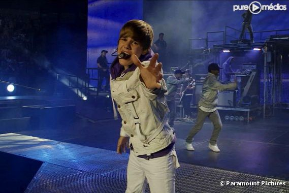 """Justin Bieber : Never Say Never"""