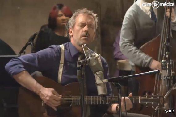 Hugh Laurie live à la Nouvelle Orléans