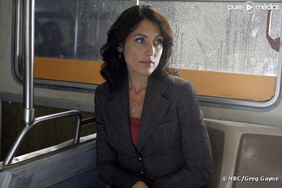 """Lisa Edelstein est le Dr Lisa Cuddy dans """"Dr House"""""""