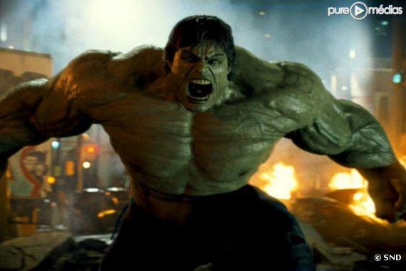 """L'incroyable Hulk"""