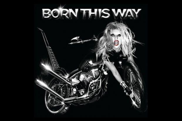 """L'album """"Born This Way"""" de Lady Gaga"""