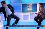 Zapping : un politique s'étouffe au JT de France 3