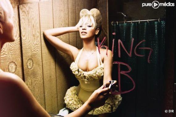 """Beyoncé sur la pochette du single """"Best Thing I Never Had"""""""