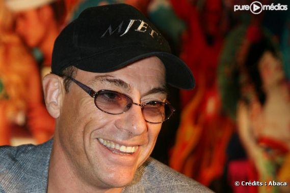 Jean-Claude Van Damme, mai 2009