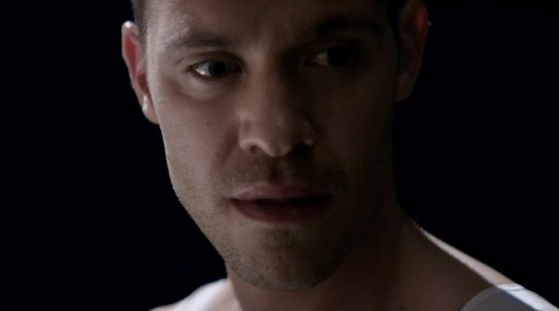 Will Young dans le clip de