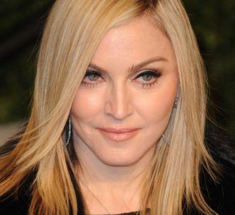 Madonna à la soirée Vanity Fair organisée en marge des...