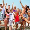 """Le casting de la saison 1 de """"Les Ch'tis à Ibiza"""" sur W9"""