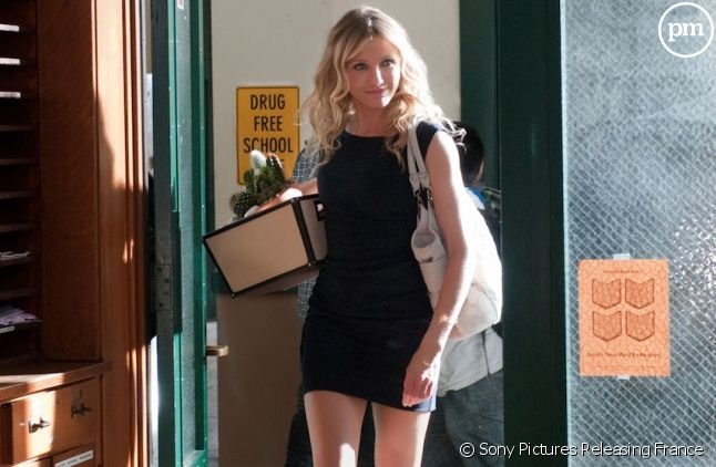 "Cameron Diaz dans ""Bad Teacher"""