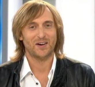 David Guetta interrogé par David Pujadas sur France 2, le...