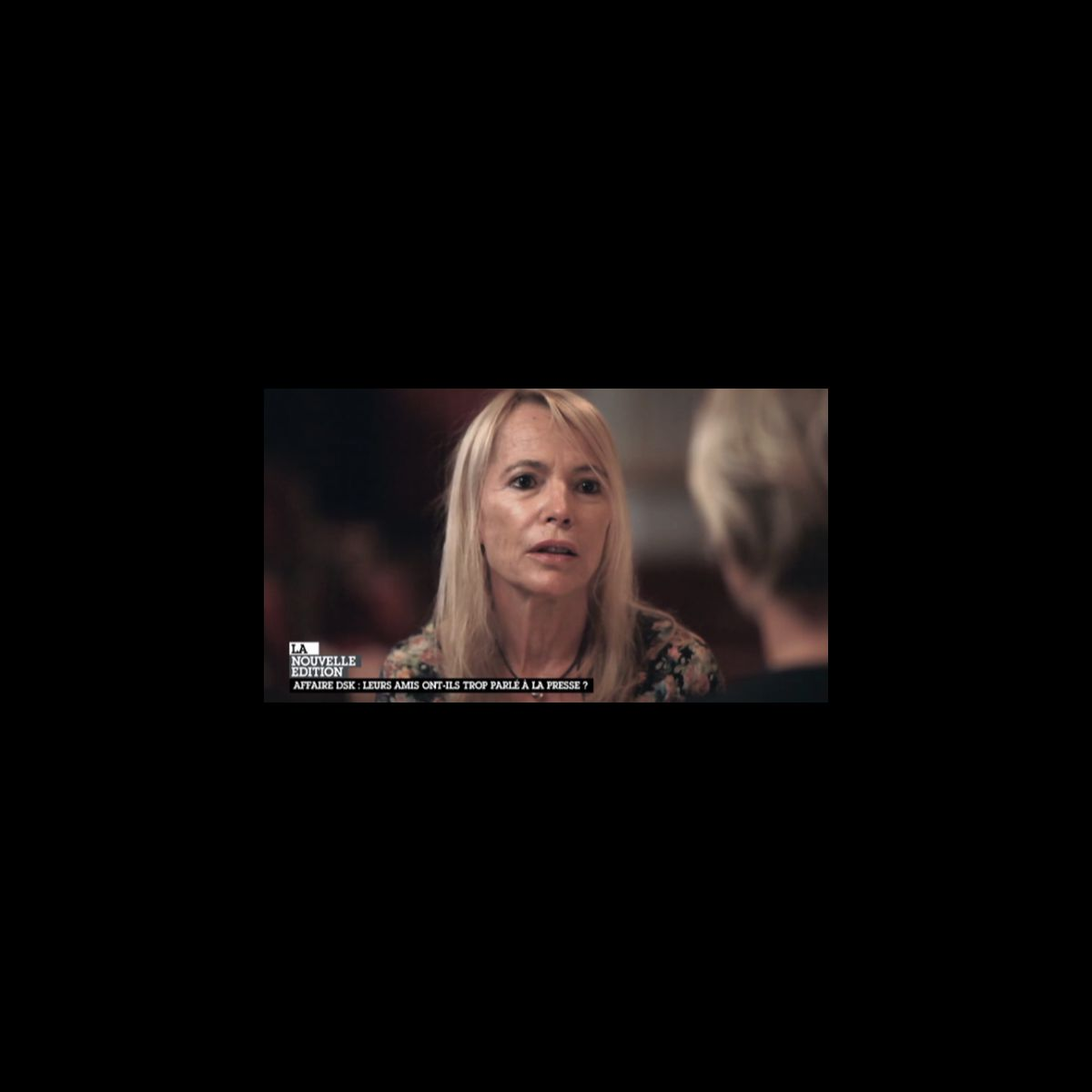 Laure adler s 39 excuse vid o puremedias - Charline vanhoenacker vie privee ...