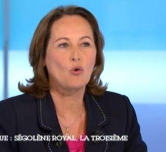Ségolène Royal.