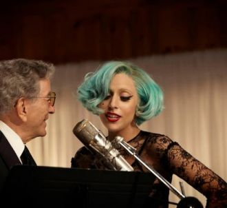 Tony Bennett et Lady Gaga - 'The Lady Is a Tramp'
