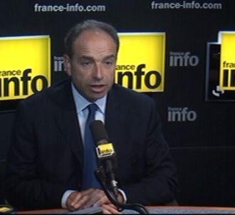 Jean-François Copé, le 5 octobre sur France Info.