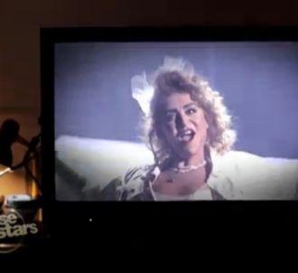 Les stars déguisées en vedettes des 80's pour 'Danse avec...