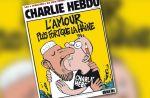 Un baiser gay à la Une de Charlie Hebdo