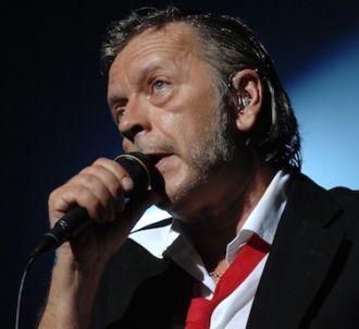 Le chanteur Renaud, en 2008