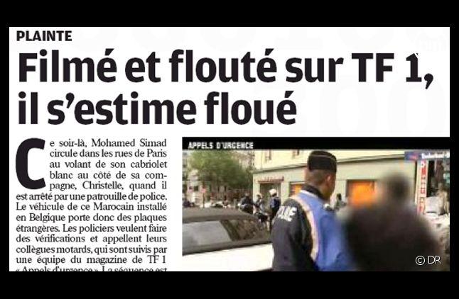 Le Parisien/Aujourd'hui en France daté du 24 novembre 2011.
