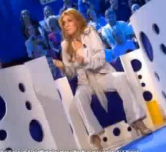 Florence Foresti est Céline Dion dans 'On n'est pas...