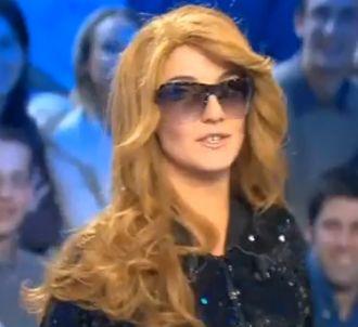 Florence Foresti est Madonna sur le plateau de 'On n'est...