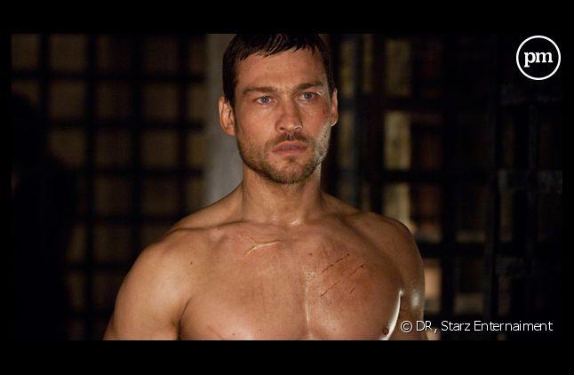 """La version non censurée de la série """"Spartacus"""" a offert jeudi soir un record à W9."""