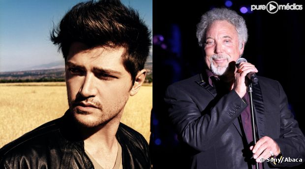 Danny O'Donoghue et Tom Jones