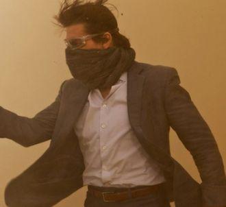 Tom Cruise à l'affiche du quatrième volet de 'Mission...