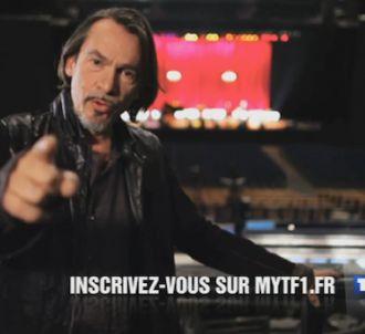 Florent Pagny appelle les candidats à s'inscrire au...