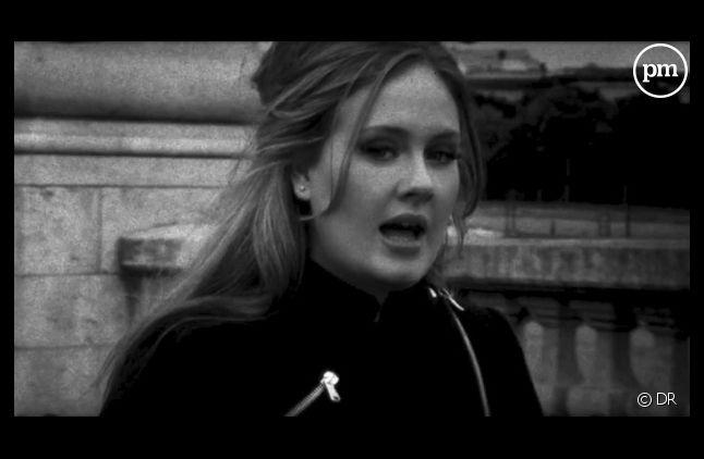 "Adele dans le clip de ""Someone Like You"""