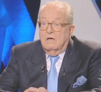 Jean-Marie Le Pen tacle Laurent Ruquier.