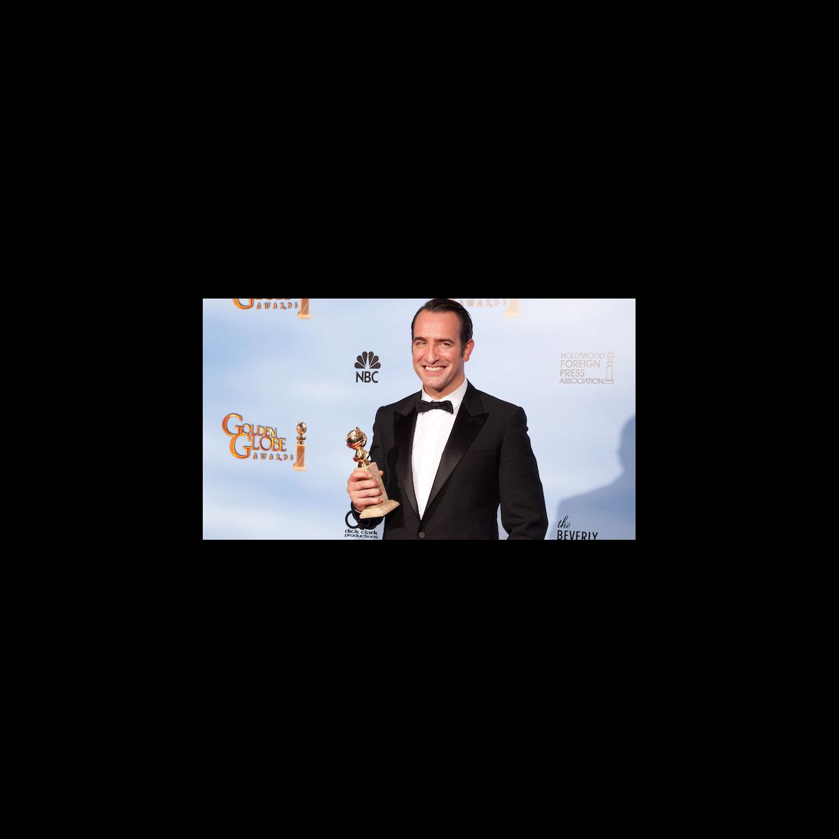 Bafta 2012 the artist part favori avec 12 nominations for Jean dujardin bafta