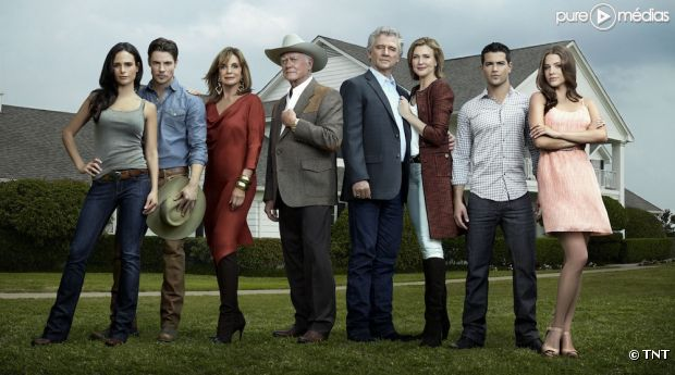 "Le cast du remake de ""Dallas"""