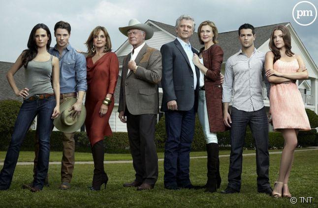 """Le cast du remake de """"Dallas"""""""