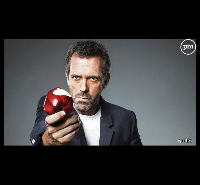 """Hugh Laurie est le """"Dr House"""""""