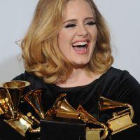Grammy Awards 2012 : Adele triomphe, découvrez le palmarès complet
