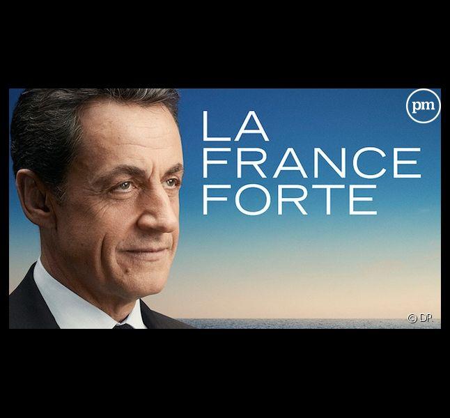 """L'affiche """"La France forte"""""""