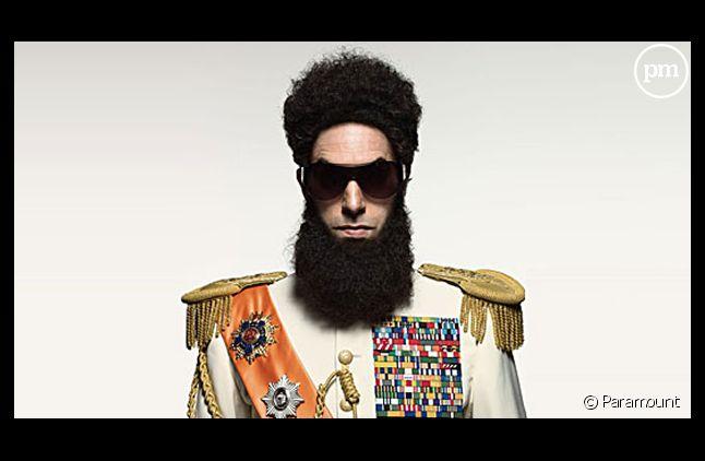 """Sacha Baron Cohen en """"Dictator"""""""