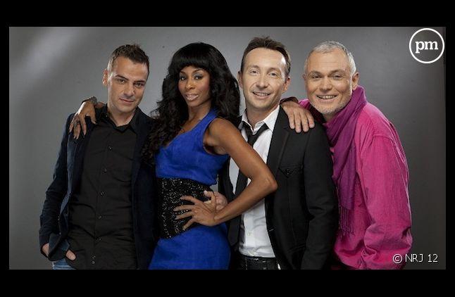 """Le jury de """"Encore une chance"""" sur NRJ 12"""