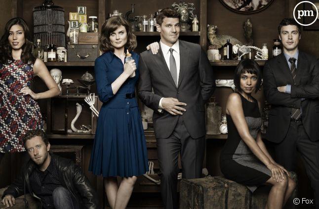 """Bones"" saison 7"