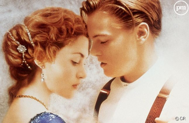 "L'affiche originale de ""Titanic"""